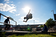 Learn Parkour or Freerunning (if that's you thing)