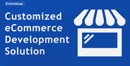 Cromosys Announces Custom eCommerce Development Services For Small Business