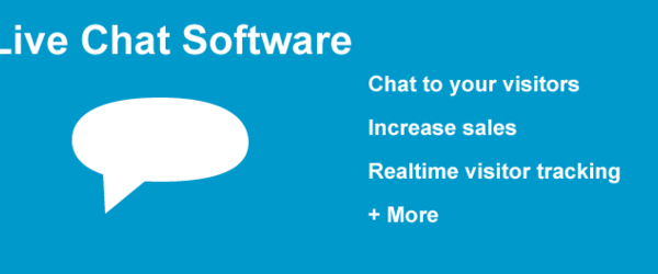 Headline for Live chat software providers