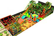 Kids Indoor Playgrounds and Indoor Play Structures – Choose the Best Designs