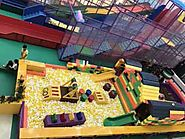 Indoor Playground Themes for Amazing Playground