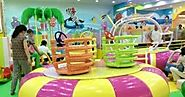 Find Safe and Secure Indoor Playground Equipment