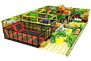 Get Quality Indoor Playground Equipment from the Best Supplier