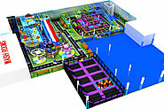 Get Safe and Secure Indoor Playground Equipment