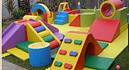 Explore Quality Indoor Playground Equipment from the Best Supplier