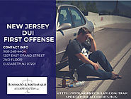 New Jersey DWI Law and Panelty