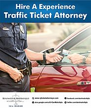 Why Hire A Experience Traffic Ticket Attorney in New Jersey