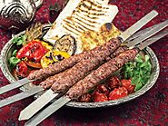 Taste delicious Iranian foods