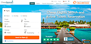 Cheap Flight Tickets, Online Flight Booking - Cheapfaremart