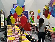 Some Cool Ideas For Kids Birthday Party Places