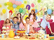 Tips for attractions to include at a kids party