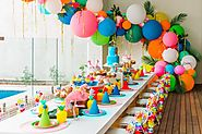 Are you looking for a place to organize a birthday party?: irisetrampoline