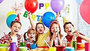 Selecting the Perfect Venue for a Kids Birthday Party