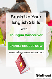 Study English in Vancouver: Learn English Conversation With English Learning School Inlingua Vancouver
