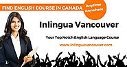 Study English in Vancouver: English Language Course in The Language School