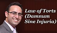 Introduction to Law of Torts [Video-1] Damnum Sine Injuria