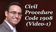 CPC 1908 [Video-1] - Introduction to Civil Procedure Code 1908