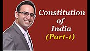 Constitution of India (Part-1) What is Constitution?