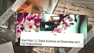 Karl Kjer || Professional Expert in molecular phylogeneticist, taxonomist on Vimeo