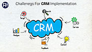 Know how to fix challenges in CRM?