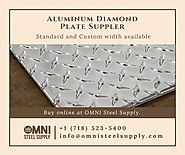 Buy Aluminum diamond Plates