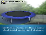 PPT - Shop the Best and Safest Trampoline @Happy Trampoline PowerPoint Presentation - ID:7867846