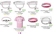 Shop for breast cancer awareness products online
