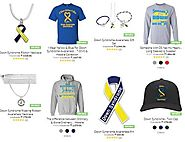 Shop Down Syndrome awareness products online