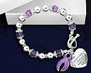 Shop Lupus awareness bracelet online