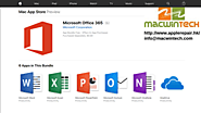 The Mac App Store welcomes Office 365