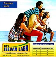 LIC Tax Saving Plans | Buy LIC Jeevan Labh Policy -Call @7411199333