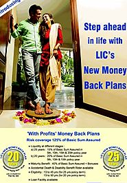 Call/WhatsApp @7411199333 to Buy LIC New Money Back Policy Plan 820