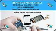 Mobile Phone Repair Oxford