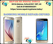 Samsung Mobile Repair Services in Oxford With cheap cost & expert technicians