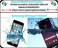 Samsung S8 Repair Service in Oxford With Reasonable Price
