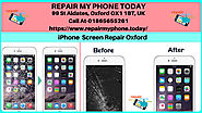 iPhone Screen Repair Services in oxford UK
