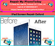 Best iPad Repair Service In Oxford UK