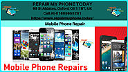 Mobile Phone Screen Repair | Mobile Phone Repairing - Oxford UK