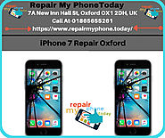 Apple iPhone 7 Repair Services in Oxford By Professional Technicians