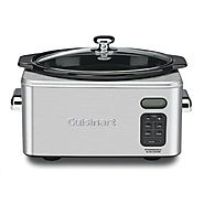 Cuisinart Slow Cooker - Kitchen Things