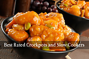 Best Rated Slow Cookers and Crockpots Kitchen Things