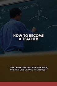 How to Become a Teacher by matt smith - Issuu