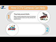 Advantages of CCTV Systems | Security Systems Advantages | 2iapps Security Systems Provider