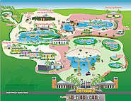 Cayman Turtle Park Map | Turtle Centre Map
