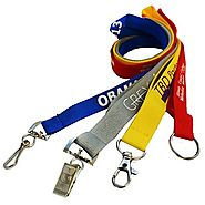 Why Custom Personalized Lanyards are So Popular These Days?