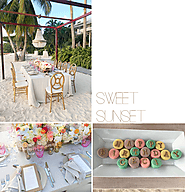 Sweet Sunset: Celebrating Ceci with Luxury Cayman Villas