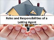 Roles and Responsibilities of a Letting Agent