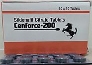 Buy Cenforce 200 With Credit Card | For Hard Erection on Bed – MenHealthCentre