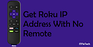 How To Find Roku IP Address Without Remote | ITFixTech