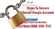 Secure Your Google/Gmail Account From Hacking